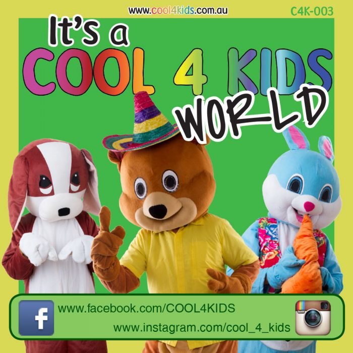 Kids World CD Cool 4 Kids