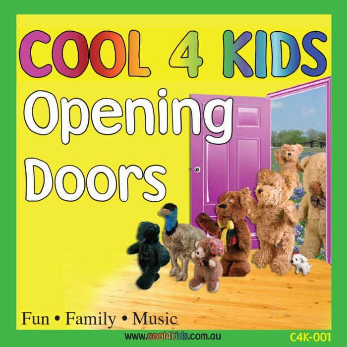 Opening Doors CD Cool 4 Kids