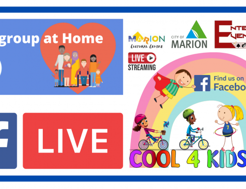 Playgroup and Live Streaming Videos