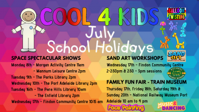 July School Holidays