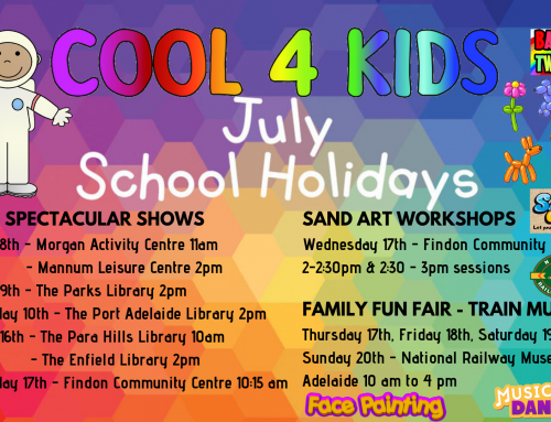 What's on for kids these July School Holidays